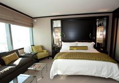Jet Luxury at the Vdara Condo Hotel - Las Vegas - Kamar Tidur