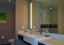 Jet Luxury at the Vdara Condo Hotel - Las Vegas - Kamar Mandi