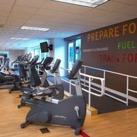Sheraton Grand Sacramento Hotel Fitness center