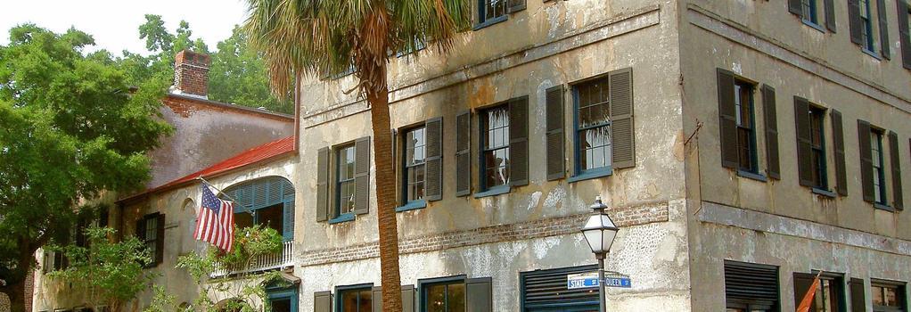 27 State Street Bed & Breakfast - Charleston - Building