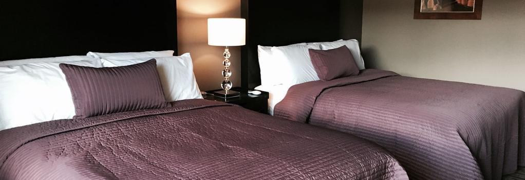 Hotel Del Sol and Spa, Phoenix Airport - Phoenix - Bedroom