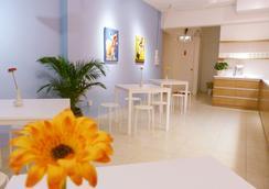Orange Pekoe Guesthouse - Kuala Lumpur - Restoran