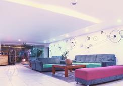 Hotel Fontan Reforma Mexico - Kota Meksiko - Lobi