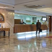 Hotel Santemar Reception