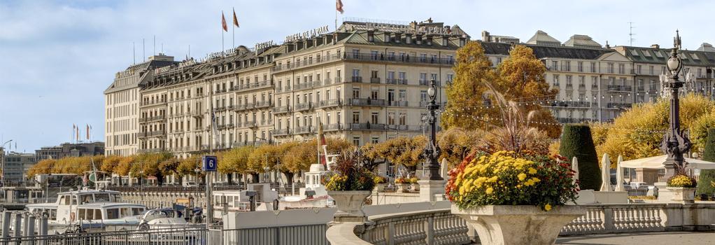 Hotel de la Paix, a Ritz-Carlton Partner Hotel - Geneva - Building