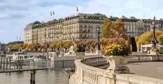 The Ritz-Carlton, Hotel de la Paix, Geneva - Jenewa - Bangunan