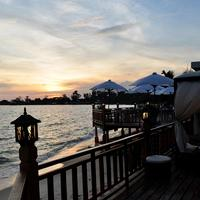 Sokha Beach Resort The Deck Tapas Bar