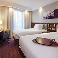 Hampton by Hilton London Waterloo Guest Room