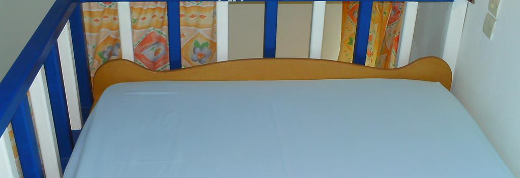 POPI STUDIOS - Astypalaia - Bedroom