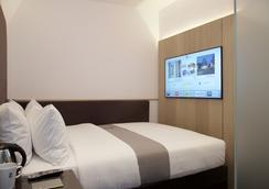 The Z Hotel Shoreditch - London - Kamar Tidur