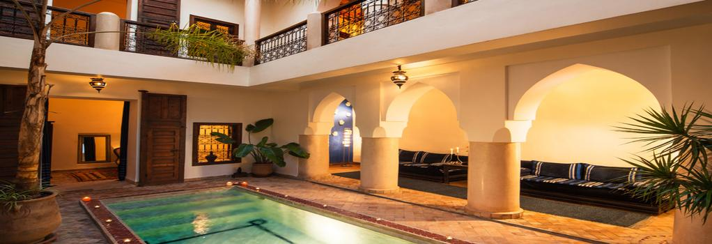 Darhani - Marrakesh - Pool