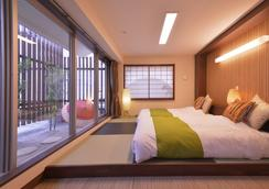 Hana Hotel - Kyoto - Kamar Tidur