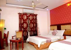 Hotel Kings Kastle - Mysore - Kamar Tidur