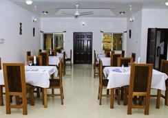 Big Apple D.E Hotel - Accra - Restoran