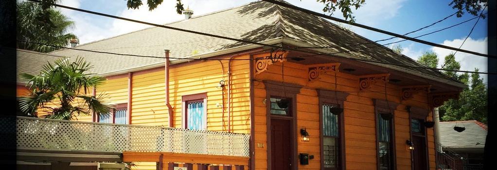 Blue60 Guest House - New Orleans - Building