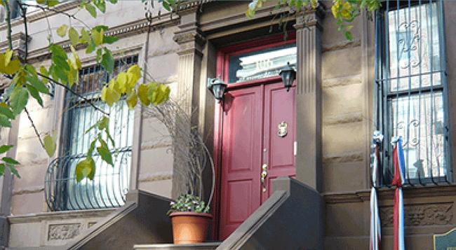Efuru Guest House - New York - Building
