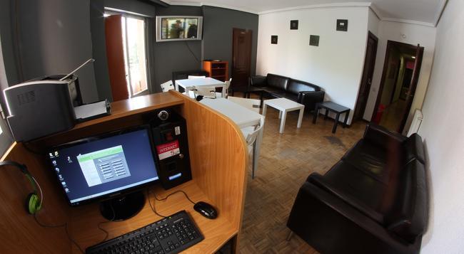 Hostel Escapa2 - Salamanca - Building