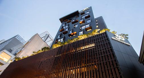 30 Bencoolen - Singapura - Bangunan