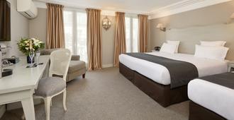 Hotel Louvre Montana - Paris - Kamar Tidur