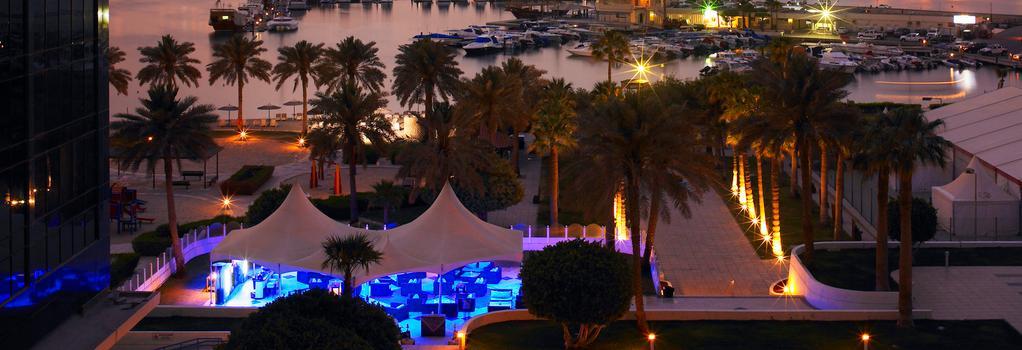 Doha Marriott Hotel - Doha - Outdoor view