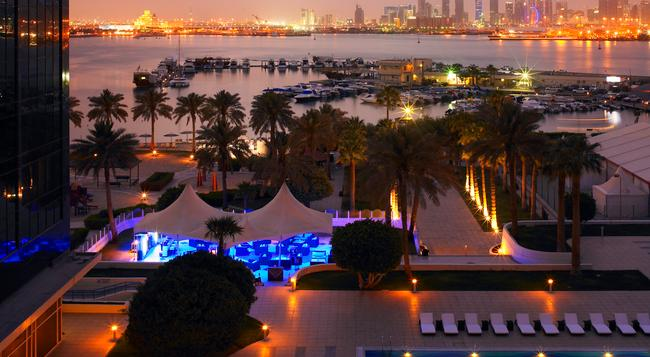 Doha Marriott Hotel - Doha - Outdoor view
