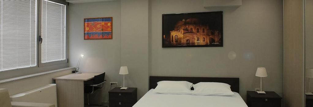 Seven Hills Bed&Bike B&B - Podgorica - Bedroom