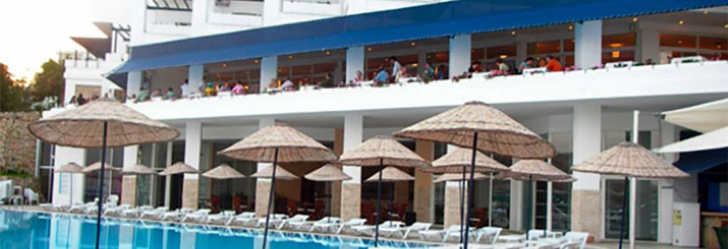 Mavi Kumsal Hotel - Bodrum - Building