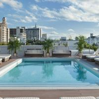 The Redbury South Beach Rooftop Pool