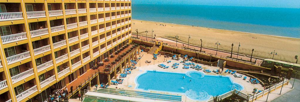 Gran Hotel Peñíscola - Peniscola - Building