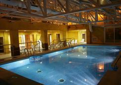 Gran Hotel Peñíscola - Peniscola - Kolam