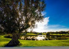 Gran Hotel Peñíscola - Peniscola - Lapangan golf