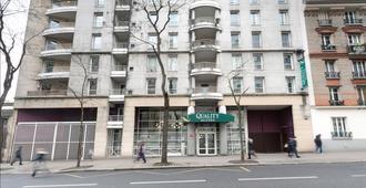 Quality Hotel & Suites Bercy Bibliotheque - Paris - Bangunan