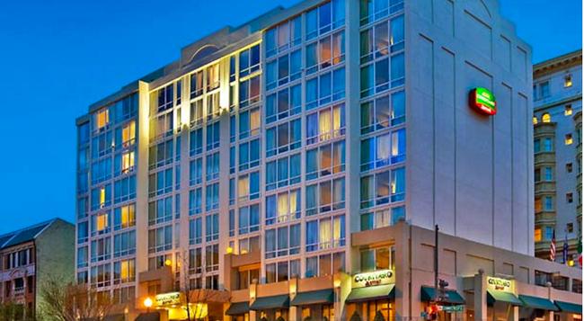 Courtyard by Marriott Washington, DC/Dupont Circle - Washington - Building