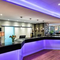 Best Western Hotel Bremen East Reception Desk