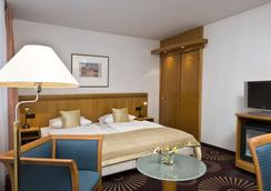 Berlin Mark Hotel - Berlin - Kamar Tidur