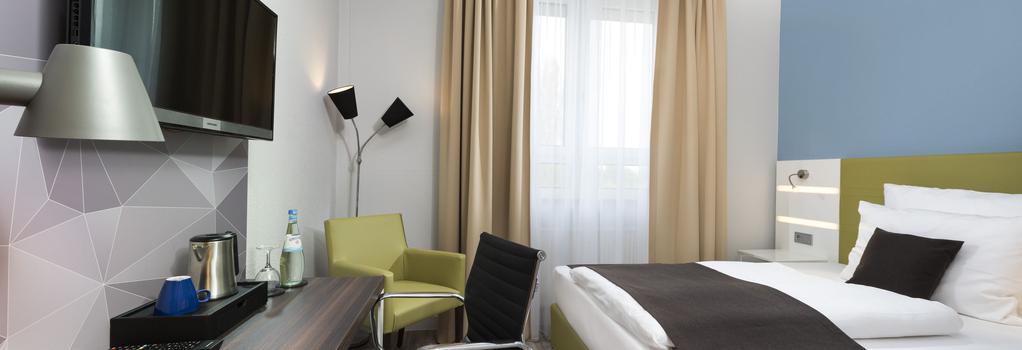 Best Western Hotel Dortmund Airport - Dortmund - Bedroom