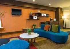 Fairfield Inn and Suites by Marriott Jacksonville Airport - Jacksonville - Lobi