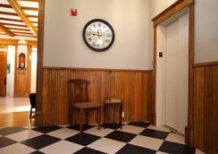 Patterson Inn - Denver - Atraksi Wisata