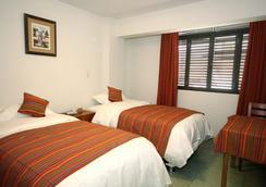 Hotel Cholcana - Lima - Kamar Tidur