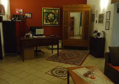 Hotel Trieste - Catania - Lobi