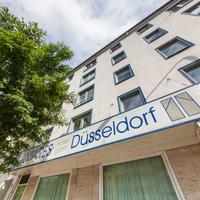 Hotel Antares Düsseldorf Hotel Front