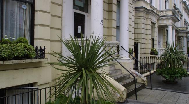 Pembridge Hall - London - Outdoor view