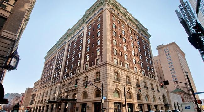 The Seelbach Hilton Louisville - Louisville - Building