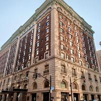 The Seelbach Hilton Louisville Hotel Front