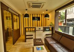Hotel Vels Grand Inn - Coimbatore - Lobi