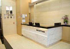 H1 Hotel - Hong Kong - Lobi
