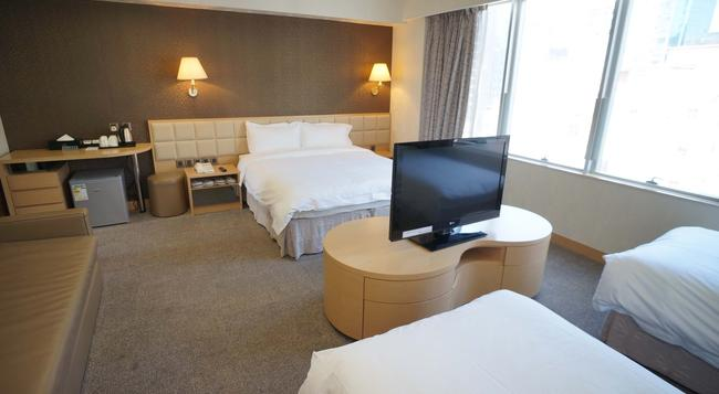 H1 Hotel - Hong Kong - Bedroom