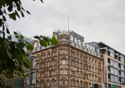 Old Waverley Hotel - Edinburgh - Pemandangan luar