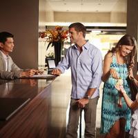 Cosmopolitan Hotel Reception