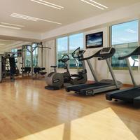 Cosmopolitan Hotel Fitness Facility